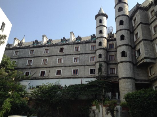 Amrutha Castle: Exterior view