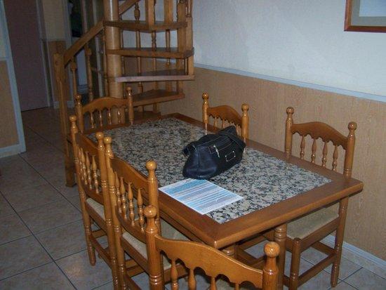 Le Clos Cerdan : Salon d'une résidence