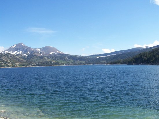 Le Clos Cerdan : lac des bouillouses