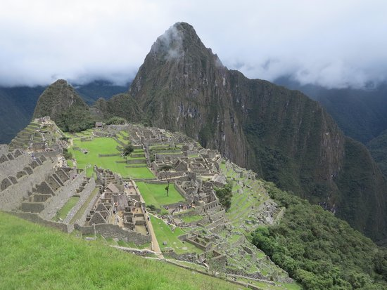Santuario Histórico de Machu Picchu: 1