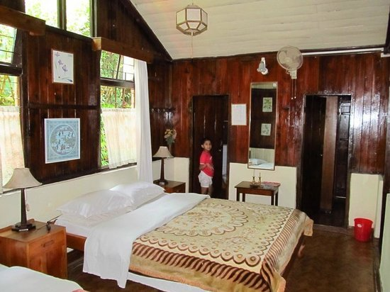 Holumba Haven : BED ROOM