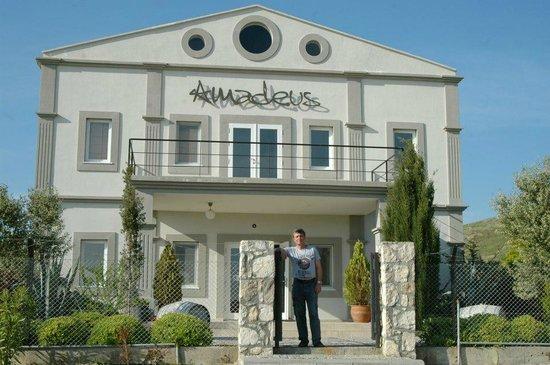 Amadeus Winery Bozcaada