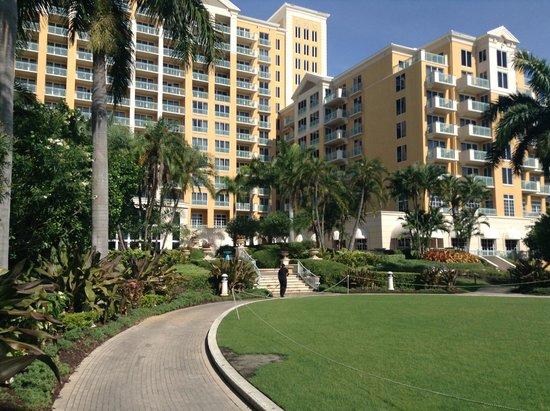 The Ritz-Carlton Key Biscayne, Miami: Hotel