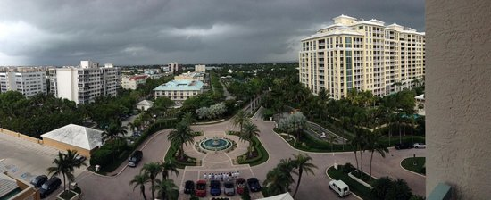 The Ritz-Carlton Key Biscayne, Miami: Our room view. Love it