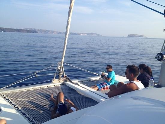 Anchors Away Yachting: relaxing time