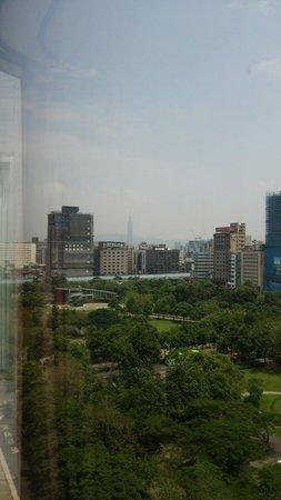 Regent Taipei: デラックスツイン11階からの眺望