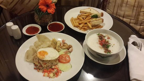 Casa del Rio Melaka : Room Service