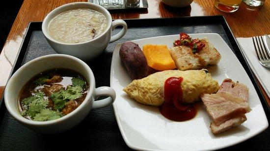 Regent Taipei: 「ブラッスリー 」朝食