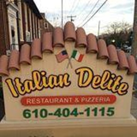 Italian Delite Pizzaria and Grill