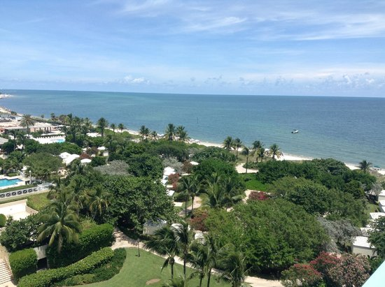 The Ritz-Carlton Key Biscayne, Miami: OUR GORGEOUS VIEW FROM ROOM