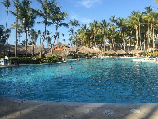 Grand Palladium Palace Resort Spa & Casino : Pool