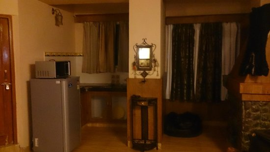 Nandini Residency: Our Room