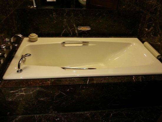 Shangri-La's Far Eastern Plaza Hotel Taipei : bath room