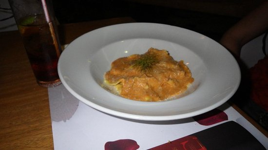 Citrus Restaurant: Chicken Ravioli