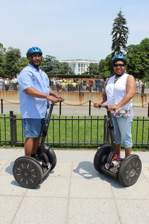 Private DC Segway Tours : White House