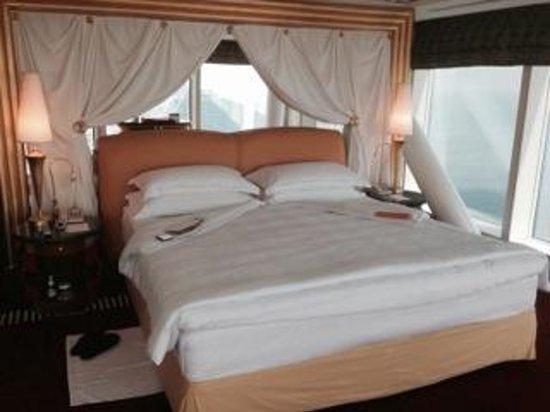 Burj Al Arab Jumeirah : Bedroom