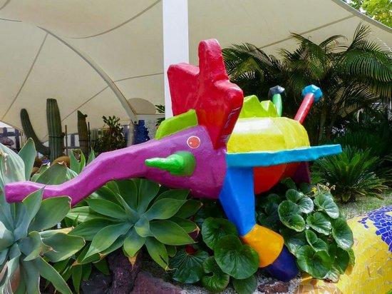 Minigolf Parque Santiago: Mini golf