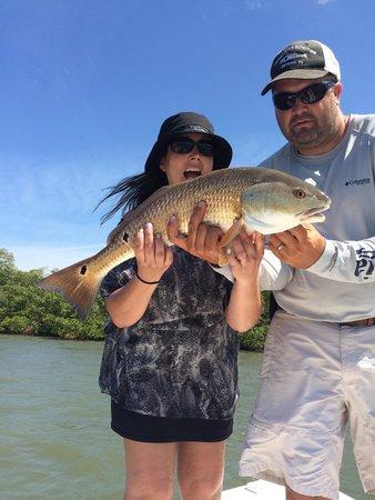 Get hooked charter fishing bonita springs fl anmeldelser for Bonita springs fishing charters
