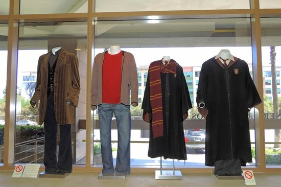 Warner Bros. Studio Tour Hollywood : Harry Potter clothes