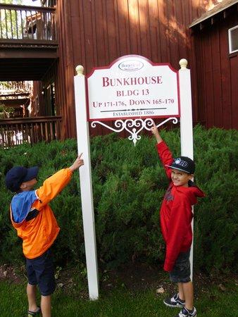 Homestead Resort: The kids loved it