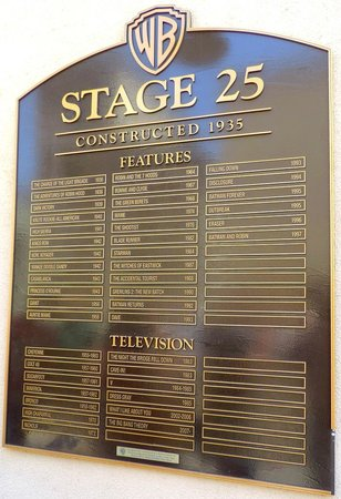 Warner Bros. Studio Tour Hollywood: Lots of history