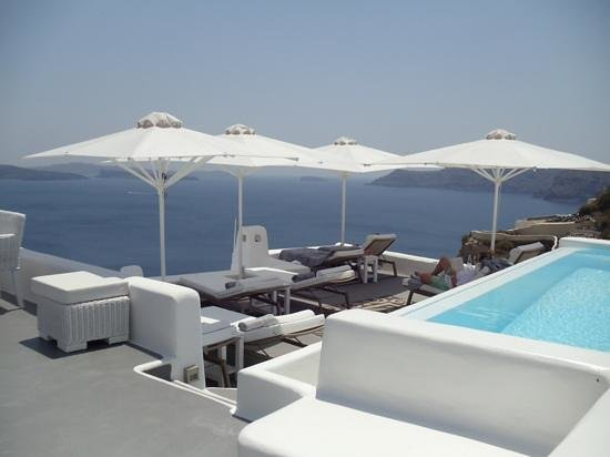 Canaves Oia Hotel: incredible