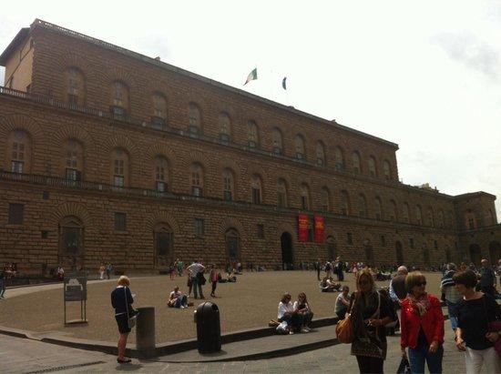 Palais Pitti : Palazzo Pitti