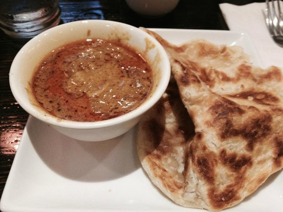 Foods of New York Tours : Malaysian curry