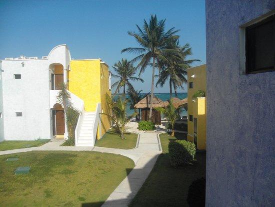 PavoReal Beach Resort Tulum: View of sea