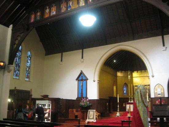 St. Peter's Church: St Peter's inside