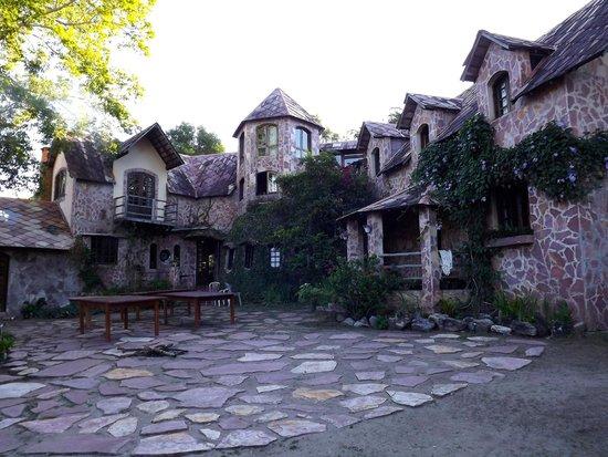 Castelar da Alvorada: The pousada actually does look like a castle.