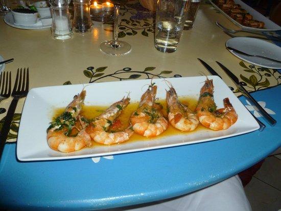 Restaurante Aquarelle : Starter
