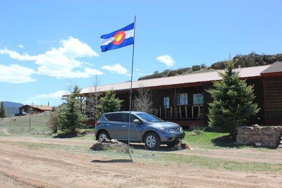 Badger Creek Ranch: Bunkhouse