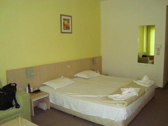 Park Hotel Golden Beach: Superior double room