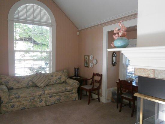 Jacksonville Inn : Lounge