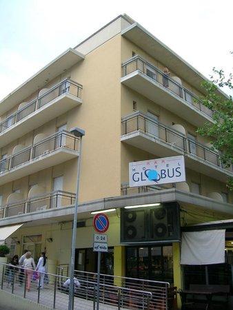 """Hotel Globus: Отель """"Глобус"""", Римини, Италия"""
