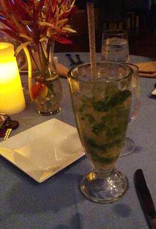Carambola Restaurant: Mojito!!!!