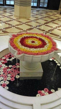 Hyderabad Marriott Hotel & Convention Centre: Reception