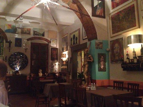The restaurant foto di la cucina del garga firenze - La cucina del garga ...