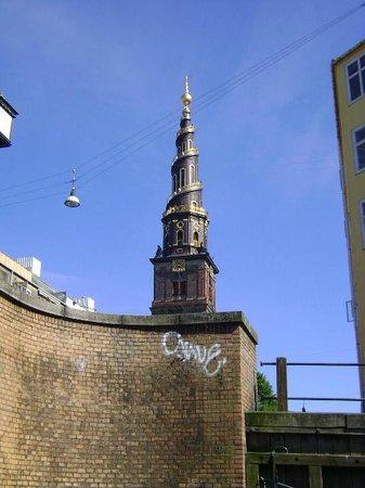 Église de Notre-Sauveur : Iglesia de Nuestro Salvador, Copenhague, Dinamarca.