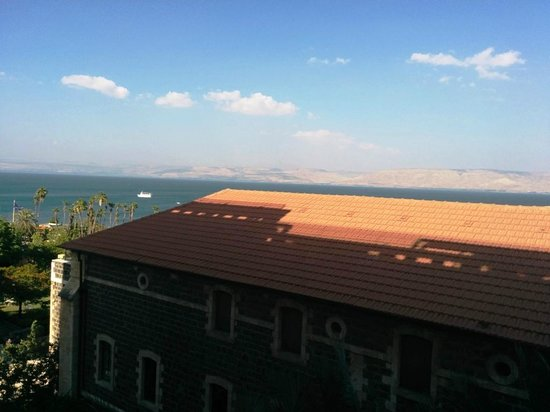 Scots Hotel: The sea of galilee