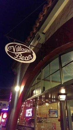 The Village Bean: Storefront
