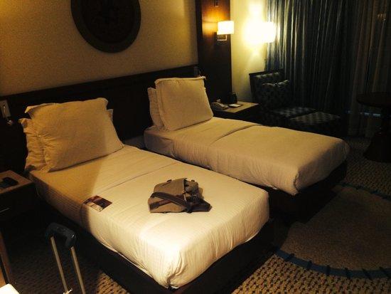 Hilton Malabo: Habitación 215
