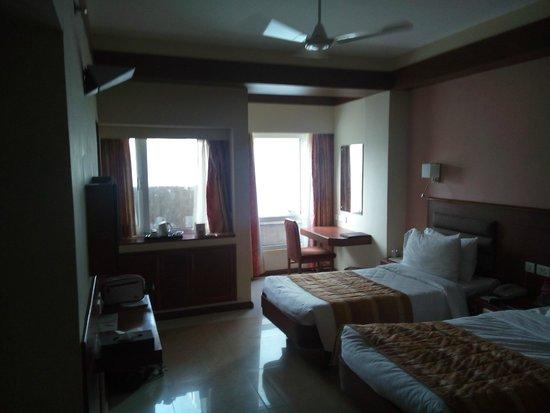Sangam Hotel, Trichy: Habitacion