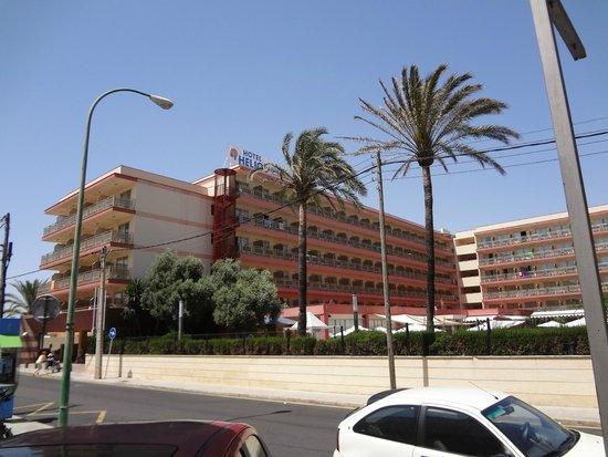 Hotel Helios Mallorca: Helios во всей красе!