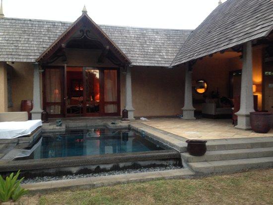 Maradiva Villas Resort and Spa : Private villa