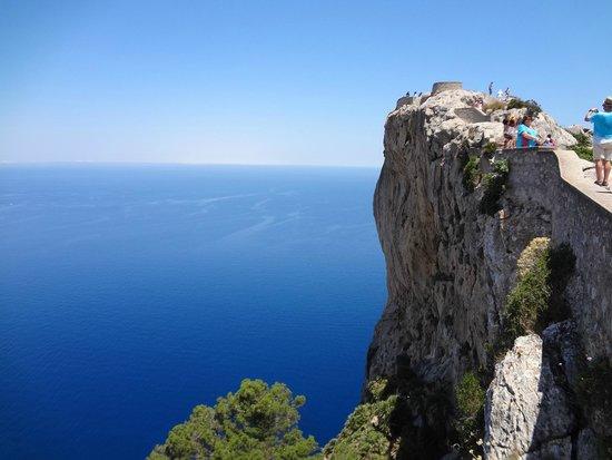 Hotel Helios Mallorca: Вид со смотровой площадки