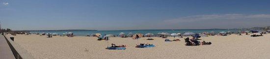 Hotel Helios Mallorca: Пляж