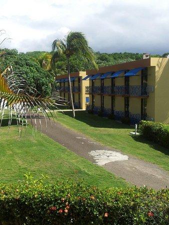 Parador El Faro: Hotel