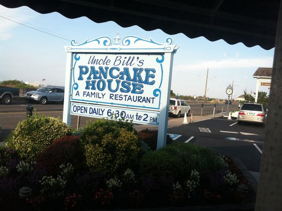 Uncle Bill's Pancake House: Don't confuse my Uncle Bill with any other!